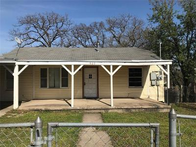Sand Springs Multi Family Home For Sale: 905 N Wilson Avenue