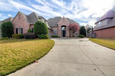Tulsa County Single Family Home For Sale: 5714 E 109th Street