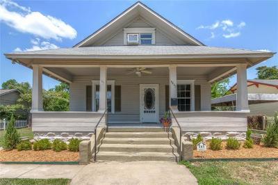 Sapulpa Single Family Home For Sale: 1315 E Lincoln Avenue