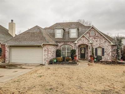 Sapulpa Single Family Home For Sale: 301 Woodview Lane