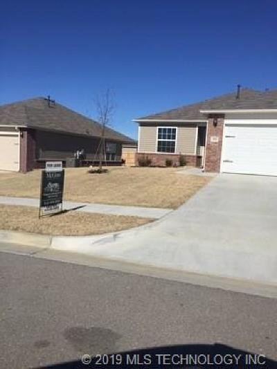 Bixby Single Family Home For Sale: 5941 E 148th Place S
