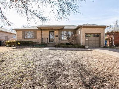 Tulsa Single Family Home For Sale: 1138 E 53rd Place