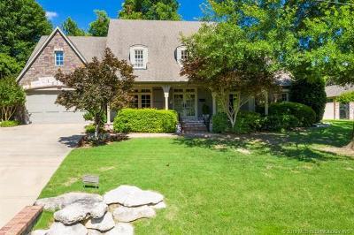 Tulsa Single Family Home For Sale: 4321 S Utica Avenue