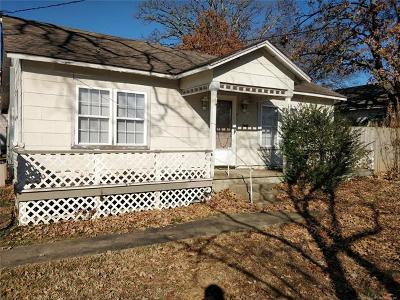 Tahlequah OK Multi Family Home For Sale: $155,000
