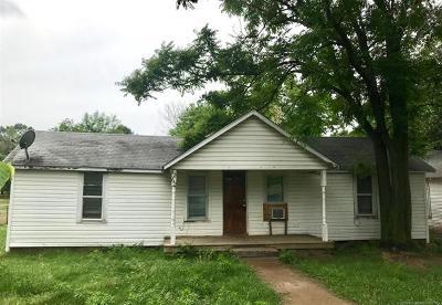 Jenks Single Family Home For Sale: 1262 N 3rd Street