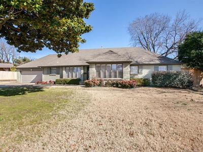 Tulsa Single Family Home For Sale: 3817 S Gary Place