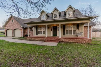 Wagoner Single Family Home For Sale: 607 S Hall Avenue