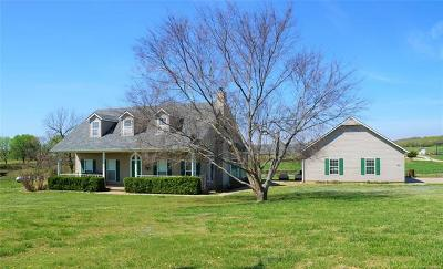 Skiatook Single Family Home For Sale: 12076 N 52nd West Avenue