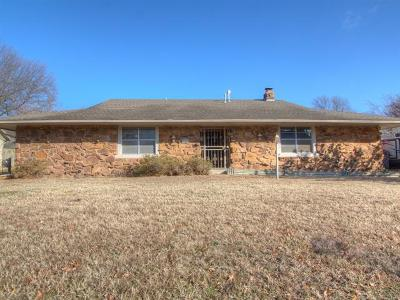 Broken Arrow Single Family Home For Sale: 812 W Utica Street