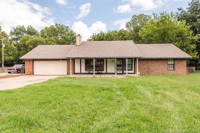 Skiatook Single Family Home For Sale: 875 N Country Meadow Lane