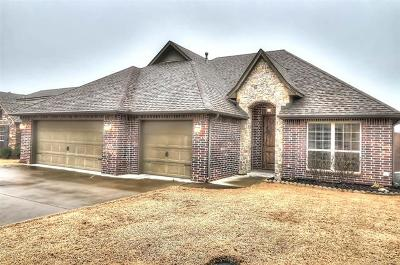 Owasso Single Family Home For Sale: 7606 E 83rd Place North N
