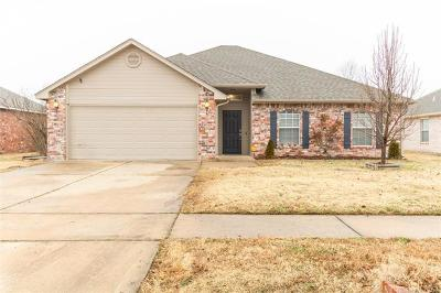 Collinsville Single Family Home For Sale: 11103 E 120th Street North N
