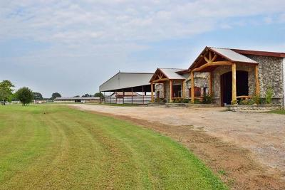 Sallisaw Single Family Home For Sale: 105935 S 4665 Road