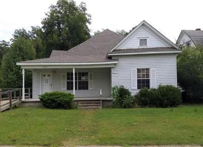 Muskogee Single Family Home For Sale: 1116 Ash Street
