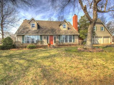 Claremore Single Family Home For Sale: 1313 Bon Terre Street
