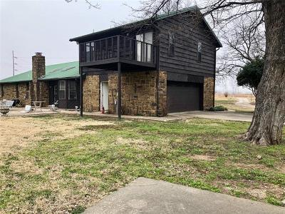 Muskogee Single Family Home For Sale: 2900 S 74th Street W