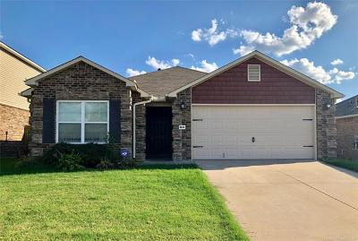 Bixby Single Family Home For Sale: 4674 E 148th Place