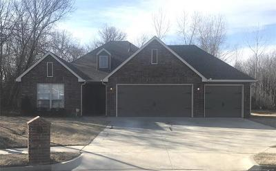 Collinsville Single Family Home For Sale: 12351 S 127th Street N