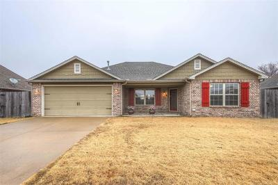 Collinsville Single Family Home For Sale: 12755 N 124th East Place