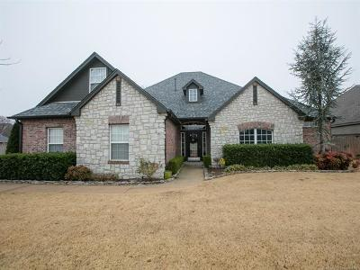 Jenks Single Family Home For Sale: 11522 S Mulberry Lane