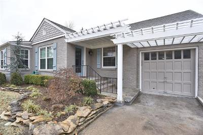 Tulsa Single Family Home For Sale: 1728 S Columbia Place