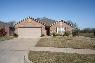 Owasso Single Family Home For Sale: 6714 N 128th East Avenue