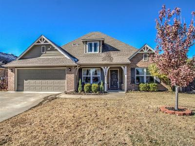 Glenpool Single Family Home For Sale: 13620 S Owasso Place