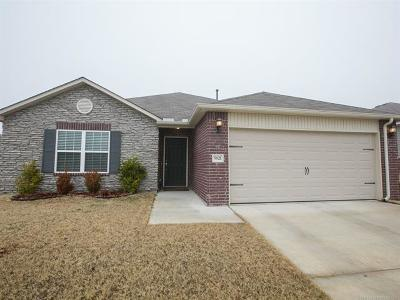 Bixby Single Family Home For Sale: 5921 E 148th Place