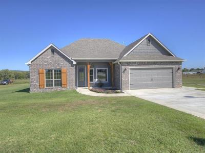 Skiatook Single Family Home For Sale: 4255 W 4th Street