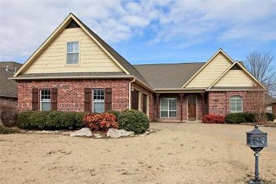 Claremore Single Family Home For Sale: 3206 Cypress Point Circle