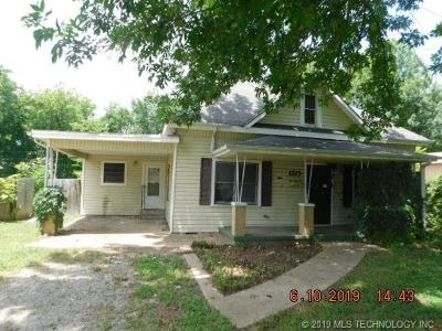 Wagoner Single Family Home For Sale: 404 S Madison Avenue