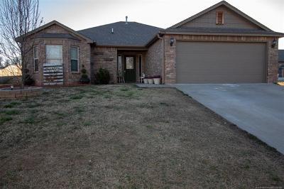 Mannford Single Family Home For Sale: 176 Pine Creek Lane