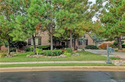 Tulsa County Single Family Home For Sale: 10368 S 92nd East Avenue