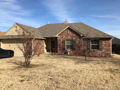 Sand Springs Single Family Home For Sale: 5207 Spruce Drive