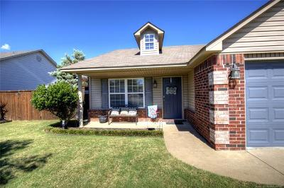 Collinsville Single Family Home For Sale: 12003 E 115th Place N