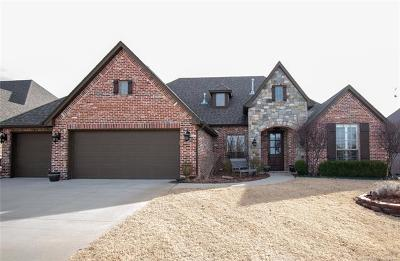 Owasso Single Family Home For Sale: 9406 E 92nd Place North