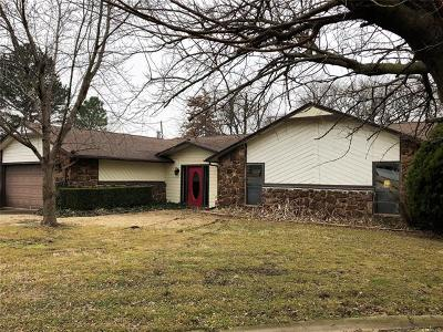 Wagoner Single Family Home For Sale: 1519 Crestwood Drive