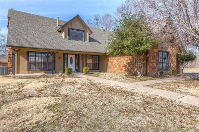 Broken Arrow Single Family Home For Sale: 8300 S 4th Street