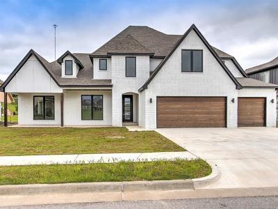 Tulsa Single Family Home For Sale: 17123 E 42nd Street