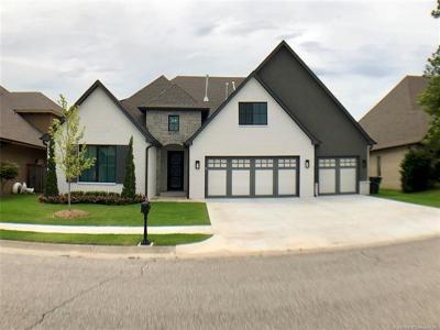 Tulsa Single Family Home For Sale: 2904 E 103rd Place