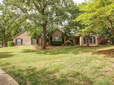 Sand Springs Single Family Home For Sale: 302 S 173rd West Avenue