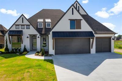 Tulsa Single Family Home For Sale: 8717 S Phoenix Avenue