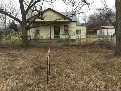 Mounds Single Family Home For Sale: 1013 Bland Avenue