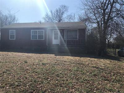 Sapulpa Single Family Home For Sale: 1214 Maybelle Drive