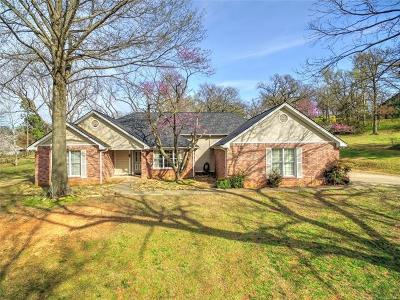 Fort Gibson Single Family Home For Sale: 304 Bayou Road W