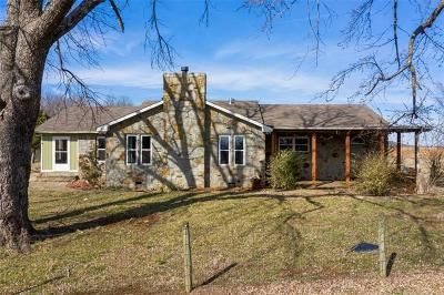 Okmulgee County Single Family Home For Sale: 23505 Creager Road