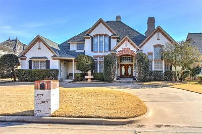 Tulsa County Single Family Home For Sale: 10123 S Maplewood Avenue