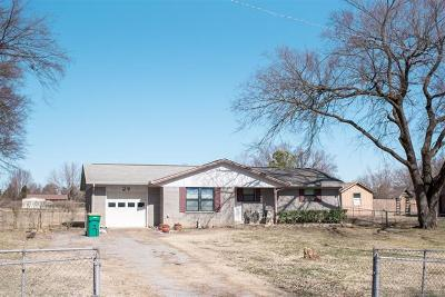 Creek County Single Family Home For Sale: 29 E Lonestar Road