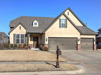 Tulsa County Single Family Home For Sale: 18713 E 42nd Place