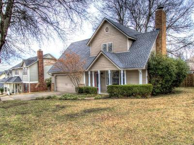 Claremore Single Family Home For Sale: 514 Stonehaven Drive